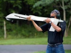 Obamas-drone-shotgun
