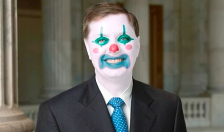 lindsey-graham-clown