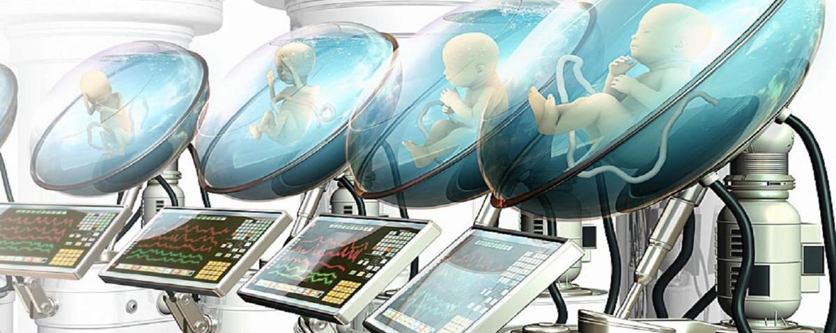 Futuristic Baby Room