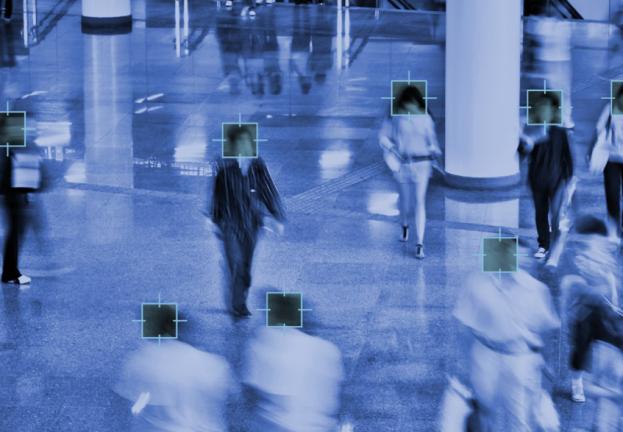 Risultati immagini per control, facial biometrics, nwo