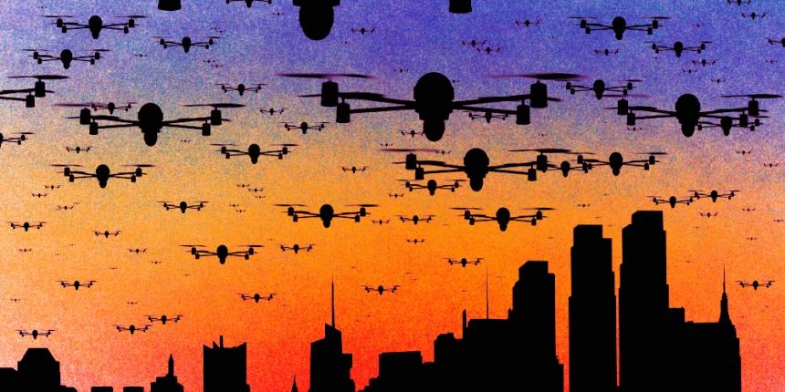DroneInvasion