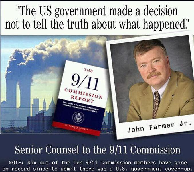 911_commission_lies