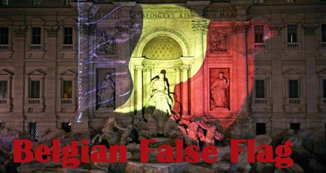 Belgian False Flag